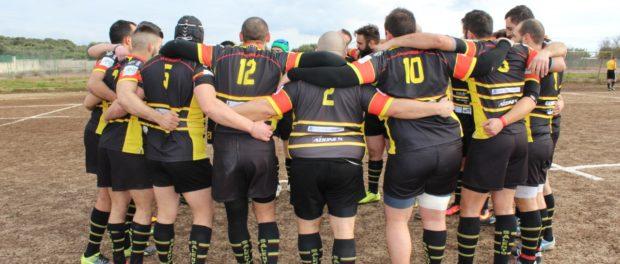Salento Rugby batte i Draghi BAT e prosegue la corsa in campionato