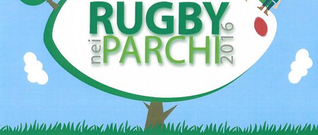 """Parte da Napoli l'edizione 2016 di """"Rugby nei Parchi"""""""